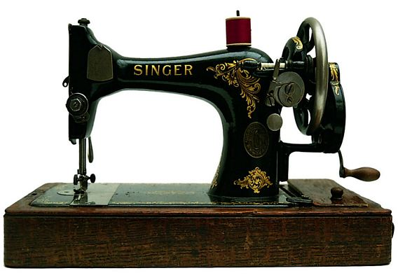 frys sewing machine