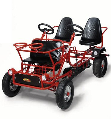 Seater Pedal Car For Sale