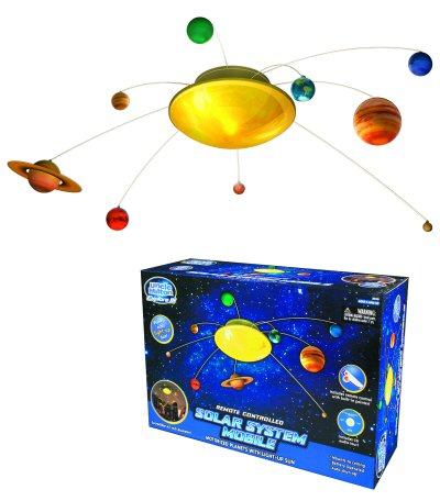 remote control solar system mobile - photo #4
